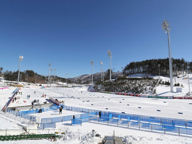 Alpensia Cross Country Skiing Centre