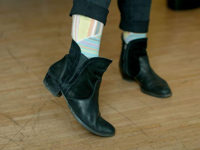 Socken von Anic Lautenschlager