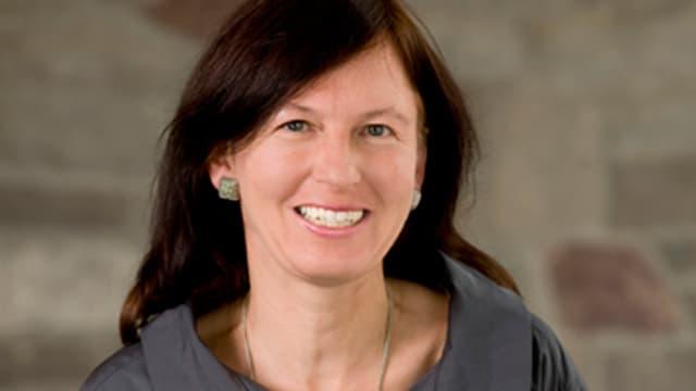 Porträt von Karin Frick