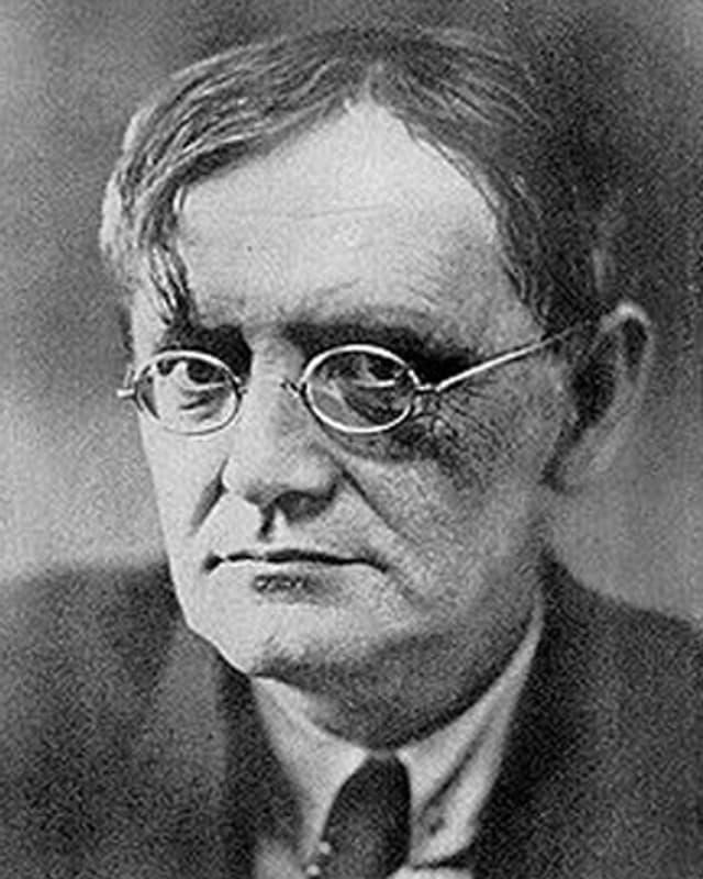 Portrait von Brupbacher in schwarz-weiss.
