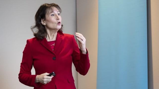BKW-Chefin Suzanne Thoma