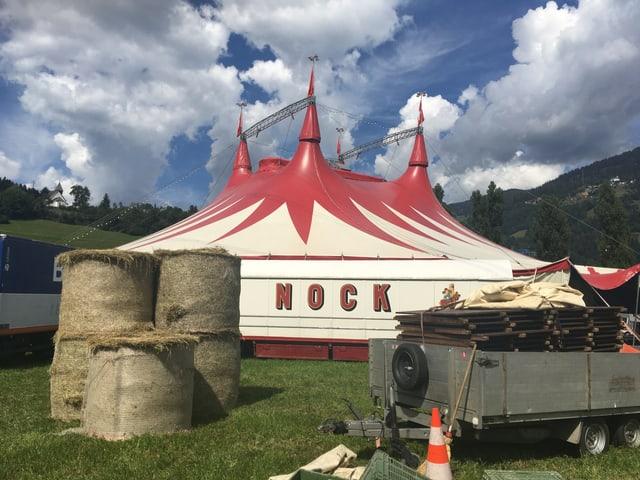 Tenda dal circus Nock