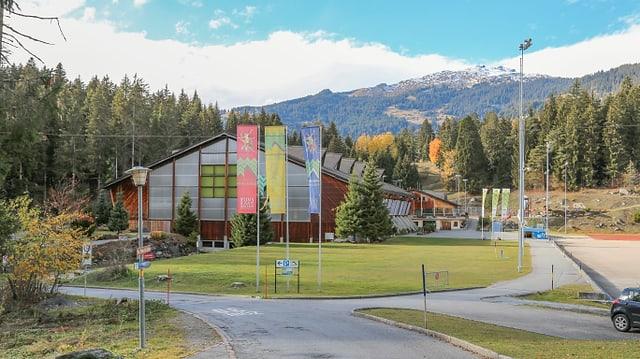 Il center da sport Prau la Selva.
