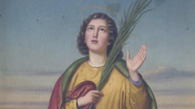 Bild des heiligen Pankratius.