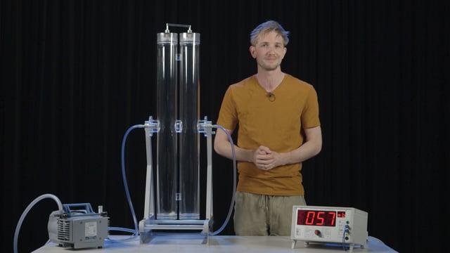 Video «Einfach Physik! - Vakuum (3/5)» abspielen