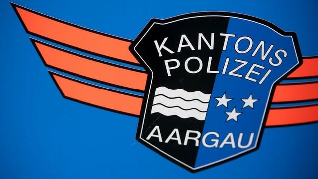 Das Logo der Kantonspolizei Aargau.