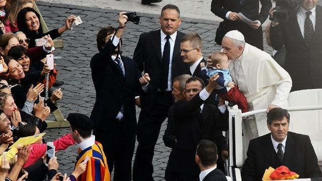 Video «Best of «Sternstunden»: Papst Franziskus» abspielen
