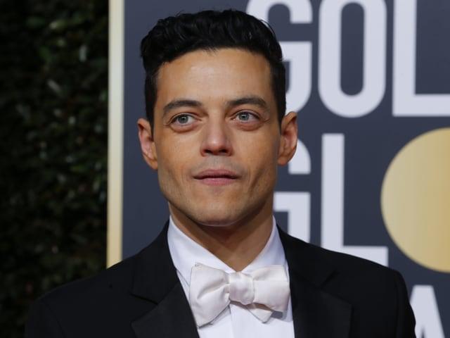 Rami Malek an den Golden Globes