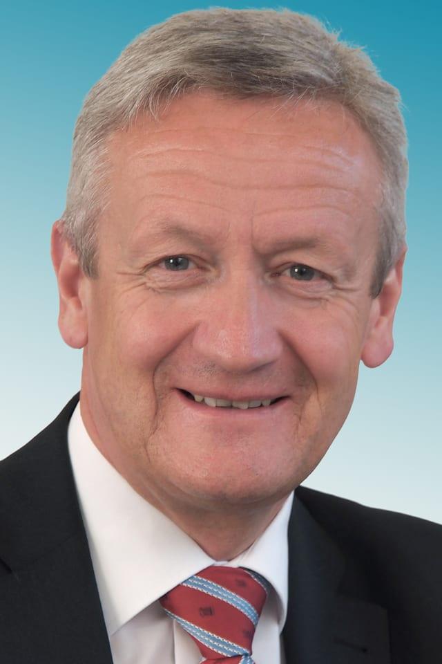 Gemeindeammann Ruedi Hediger im Portrait