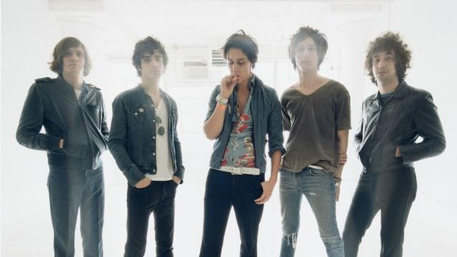 Sie sind zurück mit ihrer neuen Platten «Comedown Machine».