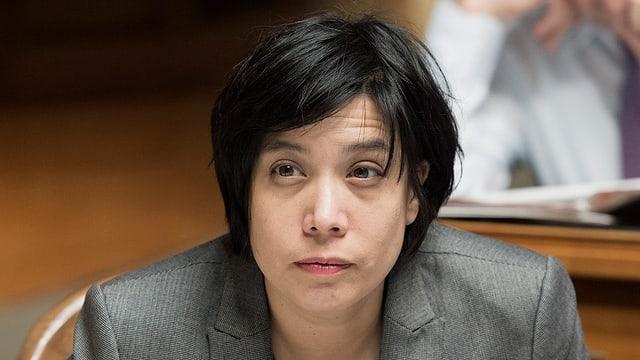 Min Li Marti (SP/ZH).