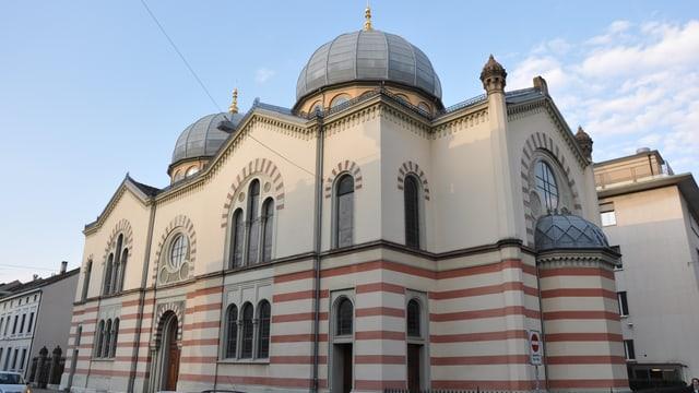 Synagoge von aussen