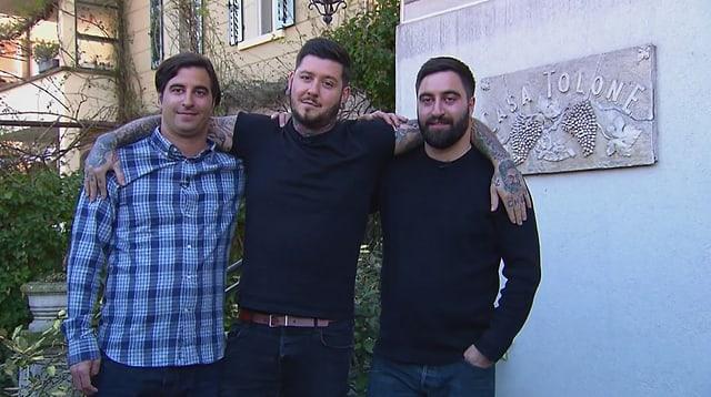Video «Gewinner Spezial – Tag 1 – Casa Tolone, Luzern» abspielen