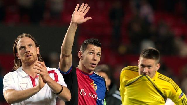 Giugaders dal FC Basilea.