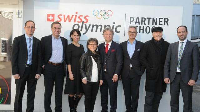 Il comité che vul organisar ina candidatura grischuna per gieus olimpics il 2026.