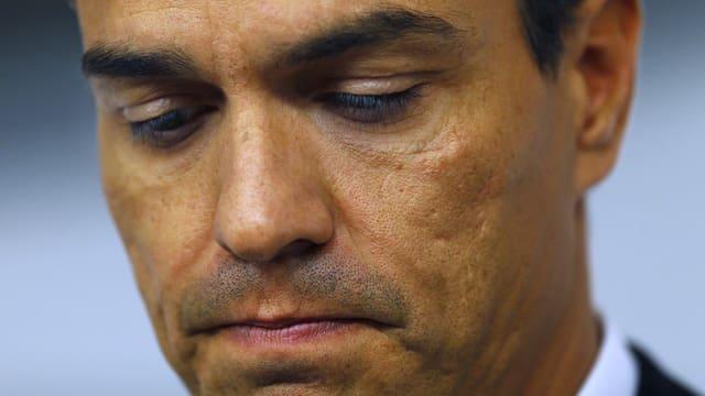 Pedro Sanchez.