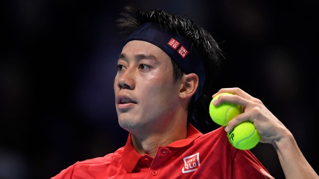 An Duelle mit Djokovic erinnert sich Nishikori nur ungern.