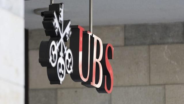 Logo UBS: