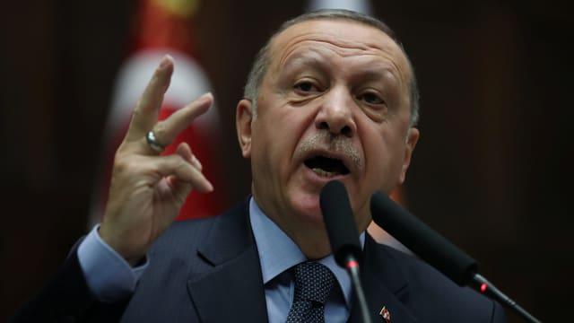 Erdogan verweigert sich den USA