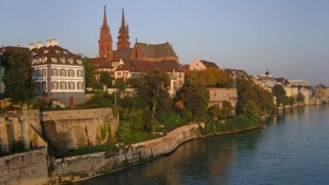 Münster, Pfalz und Rhein