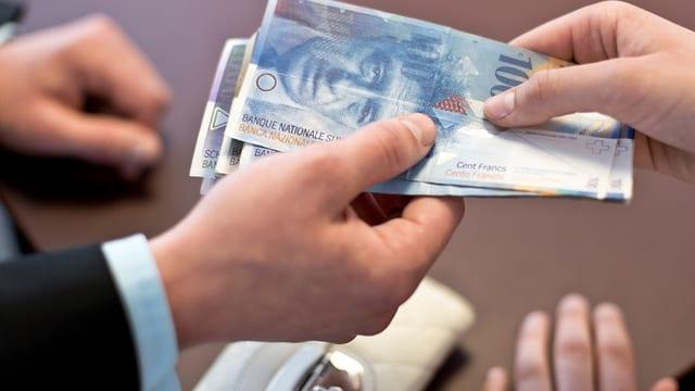 Nicht mehr nur Geschäfte am Schalter: Die Glarner Kantonalbank setzt auf digitale Geschäftsmodelle.