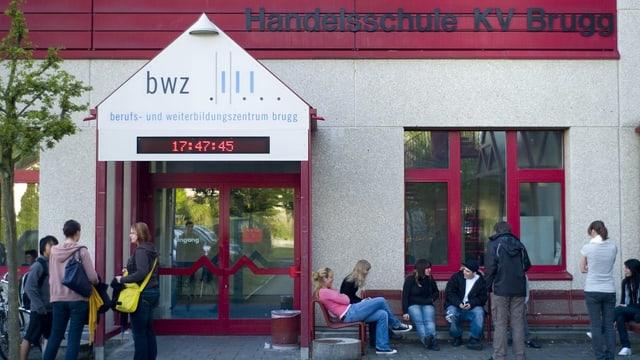 Das BWZ Brugg