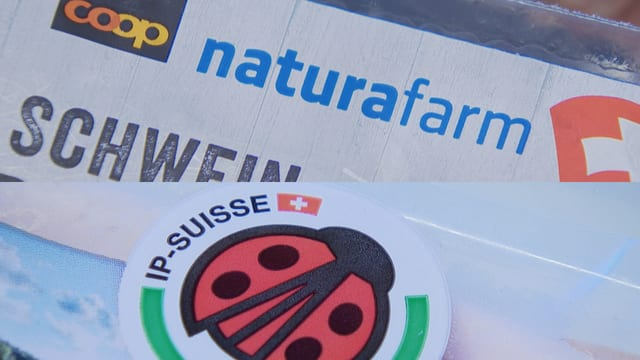 IP Suisse und Coop-Naturafarm: Gleichwertige Labels ab 2021