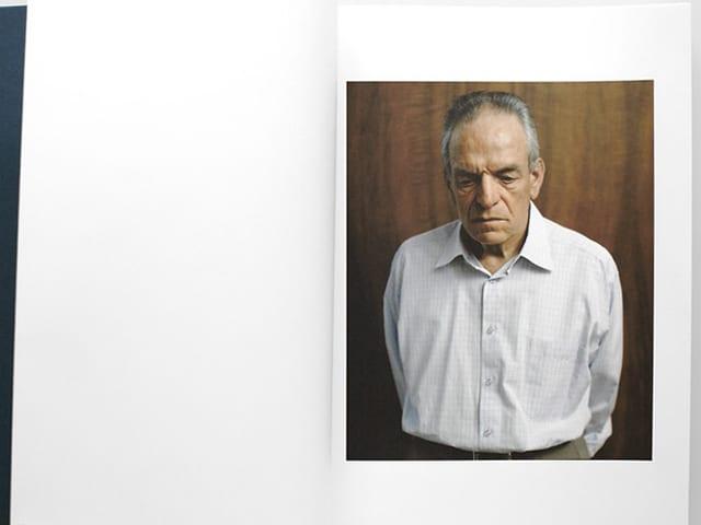 Porträt des Vaters des Fotografen.
