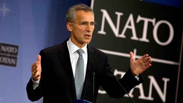 Jens Stoltenberg, il secretari general da la NATO.