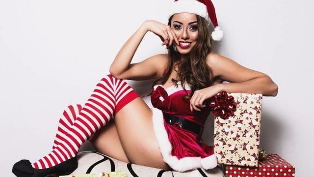 Sexy Unterwäsche: Ja. Aber wieso zu Weihnachten? (Artikel enthält Bildergalerie)