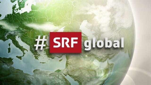 Logo der Sendung «#SRFglobal»