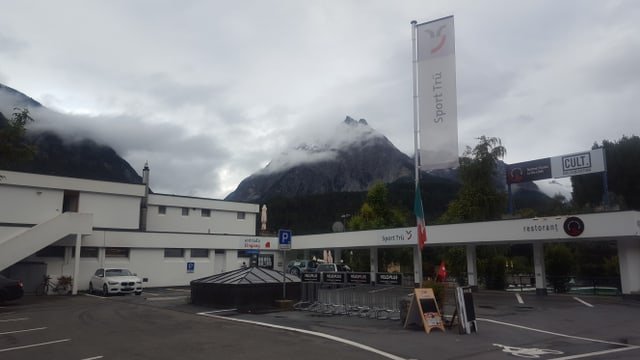 Areal Trü - il center da sport cun restorant