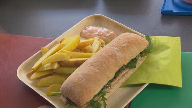 Laschar ir video «Street food - Mangiar sin via»