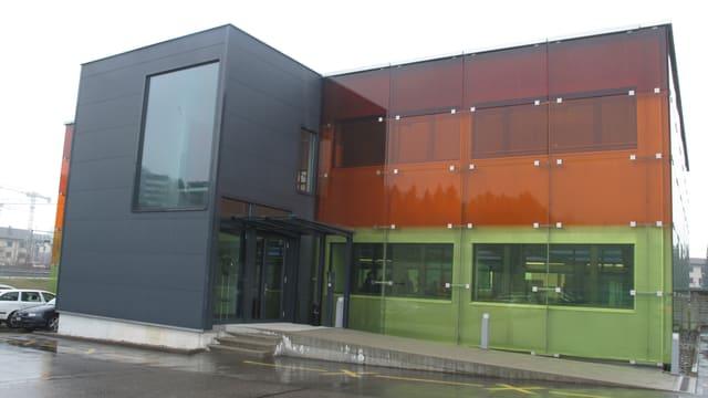 Die Verkehrsmanagementzentrale des Bundesamts für Strassen in Emmen.