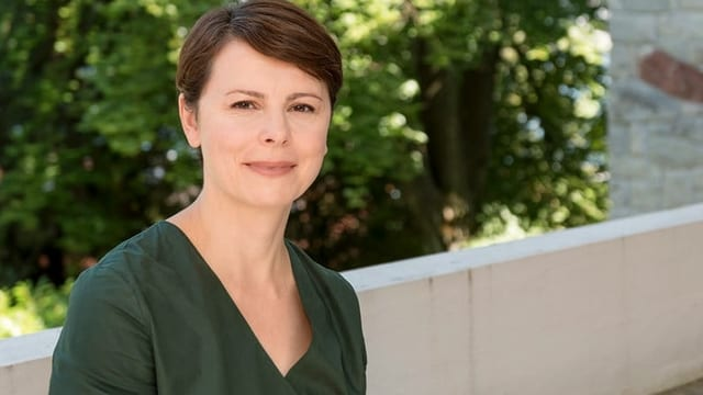 Maria Kwiatowski vom Gottlieb-Duttweiler-Institut