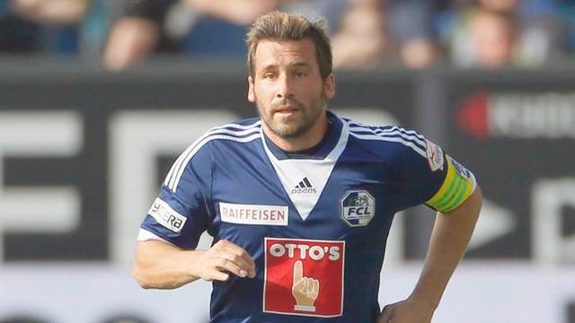 Michel Renggli wird U-14-Coach.