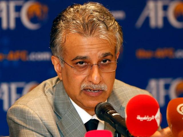Scheich Salman bin Ibrahim al-Khalifa