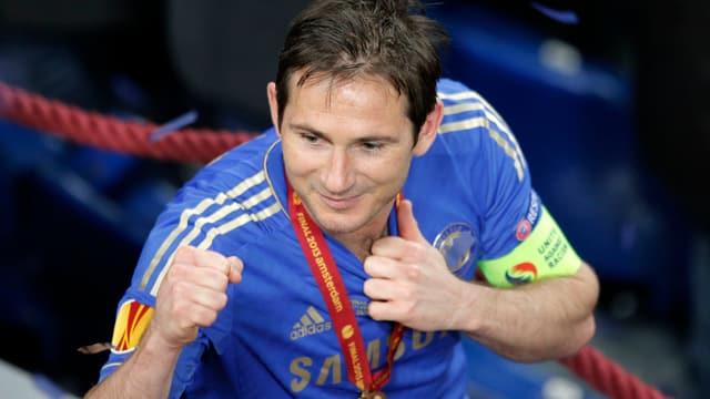 Sieg im Final und neuer Vertrag für Frank Lampard