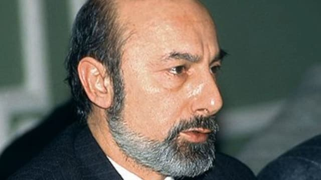 Giftgasopfer Iwan Kiwilidi, Banker