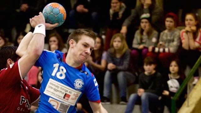 Ein Spieler des SC Siggenthal
