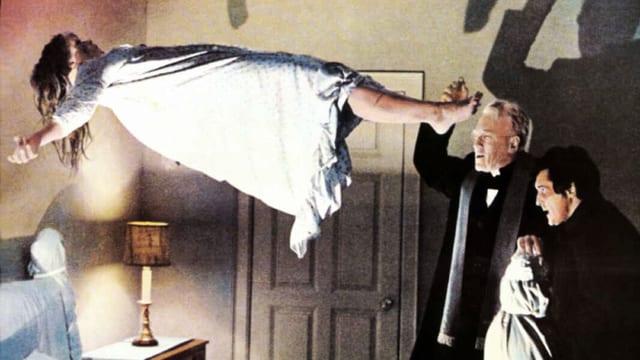 Szene aus «Der Exorzist» 1973