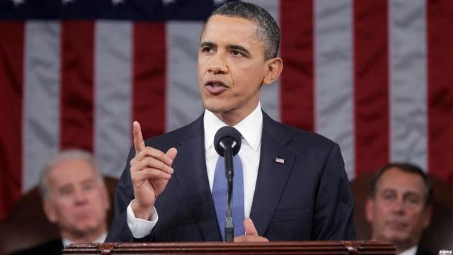 Barack Obama, schaner 2011.