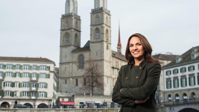 Sechseläuten 2019 mit Anna Maier