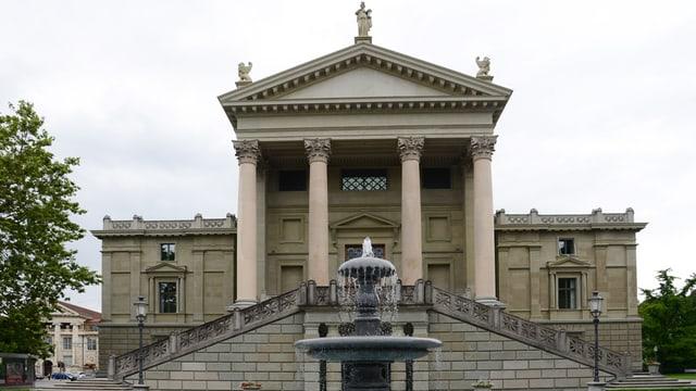 Das Winterthurer Stadthaus.