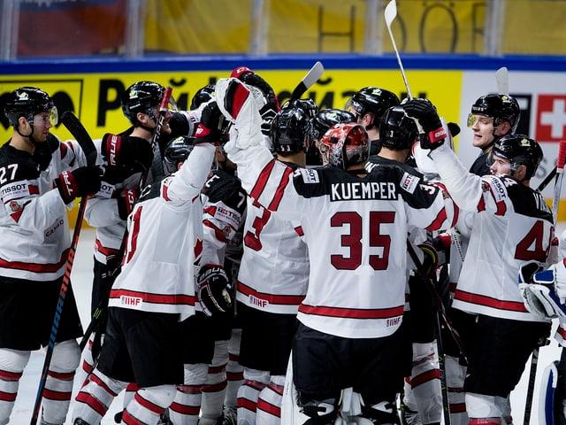 Team Kanada Eishockey