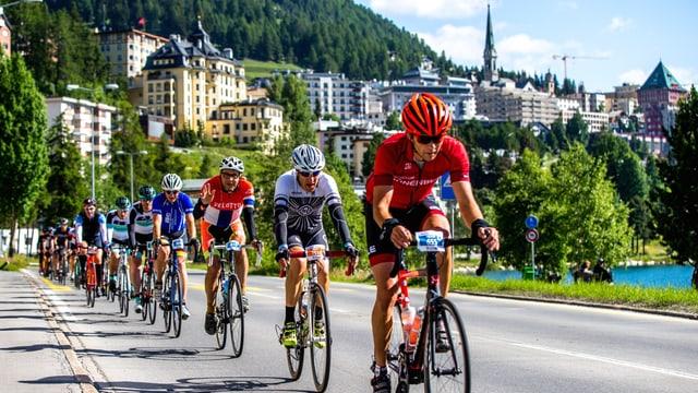 Alpen Challenge – la cursa da velo populara sur 116 kilometers.