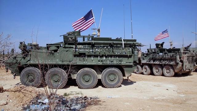 Tancs americans.