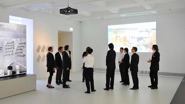 Schlechte Akustik: Im Neubau des Museums der Kulturen gibt es Baumängel.