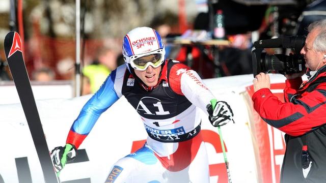 Auf SRF zwei und im Livestream verpassen Sie kein Rennen der Ski-WM.