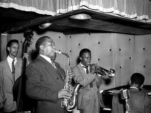 Jazz-Band.
